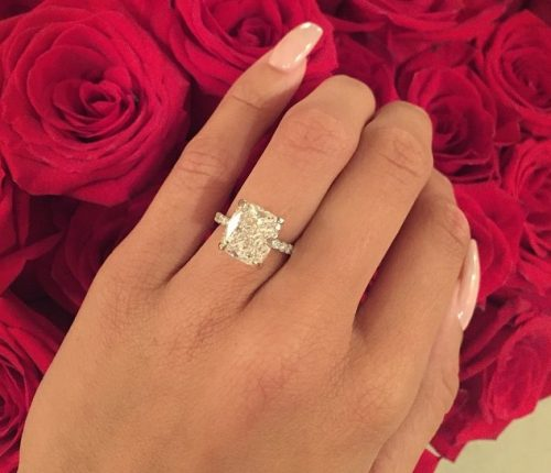 'Basketball Wives' star engaged: Draya Michele Engaged