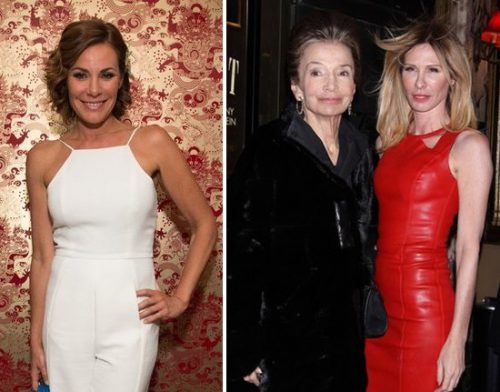 "Luann de Lesseps Suggests The Radziwill Family Is Unhappy About Carole Radziwill's RHONY Story; Carole Trashes ""Countessa"" On Twitter!"