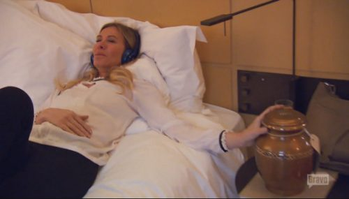 Real Housewives Of New York Recap: London Crying