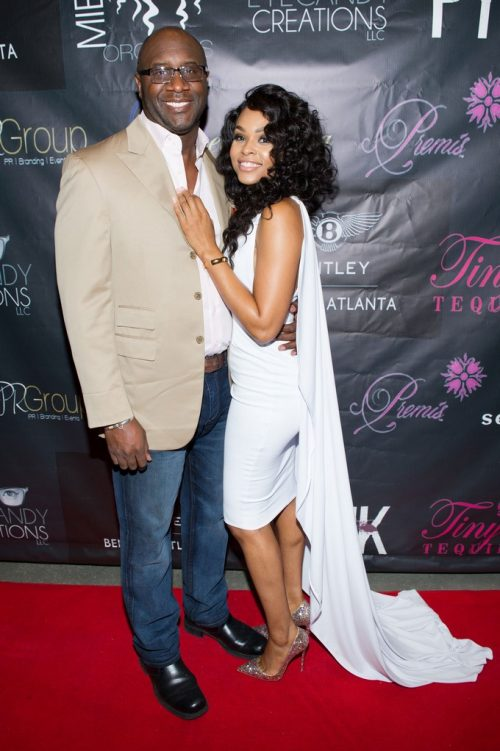 Demetria McKinney Celebrates Her Birthday With