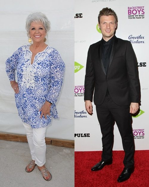 Paula Deen, Nick Carter, Victor Espinoza, Hayes Grier, And More Join Dancing With The Stars Season 21