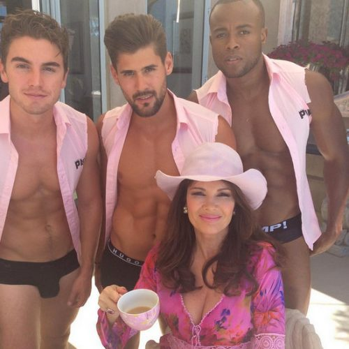 Reality TV Stars Snapshots And Selfies – Lisa Vanderpump,