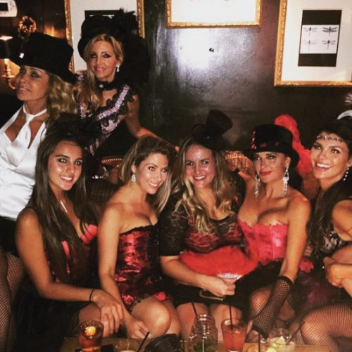 Photos: Real Housewives Of Beverly Hills – Including Camille Grammer – Film Moulin Rouge Party! Plus, More Casting Rumors!
