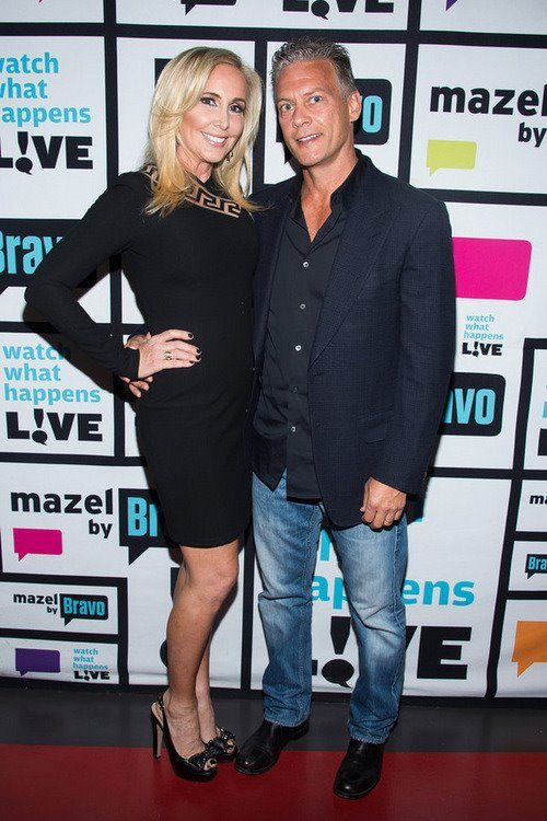 David Beador And Shannon Beador Talk 'The Affair' On Watch What Happens Live