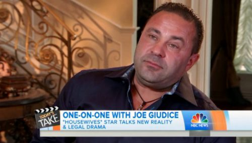 Video – Joe Giudice Speaks Out On Teresa Giudice's Life In Prison; Continues To Take The Blame For Their Crimes!