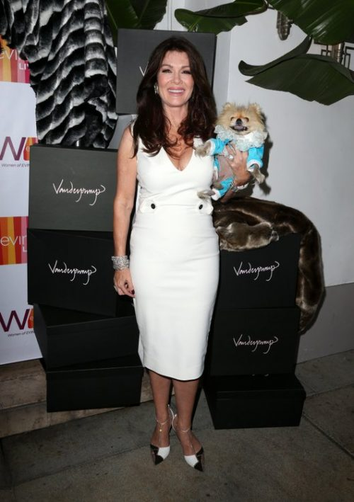 Lisa Vanderpump: New Housewives Bri