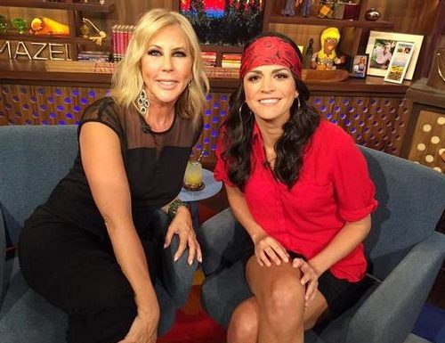 Vicki Gunvalson Says 'Cancer Gate' Is Disgusting And Nasty; Also, Does Vicki Blame Tamra Judge And Psychic Scott?