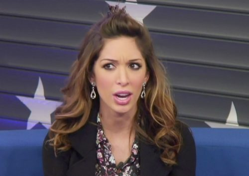 Celebrity Gene Fires Farrah Abraham For Not Selling Her DNA – Says Farrah Cares About Sex Toys, Not Charity
