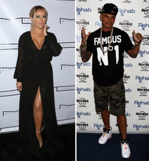 Famewhore Love! Aubrey O'Day Is Dating Pauly D After Meeting On 'Famously Si