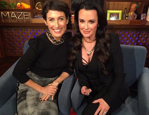 Kyle Richards Shares Thoughts On Yolanda Foster's Divorce; Clarifies Comments Made About Yolanda/No Makeup At Lisa's Party