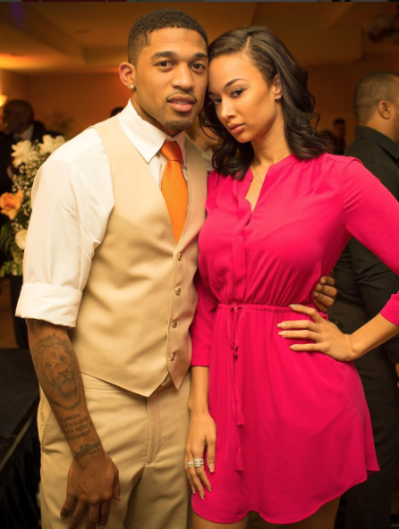 Basketball Wives L.A.'s Draya Michele Defends Rocky Relationship With Fiance Orlando Scandrick