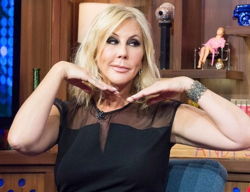 Vicki Gunvalson Reveals She Made Brooks Ayers Sign A Confidentiality Agreement; Brooks Can't Write About Vicki In Tell-All