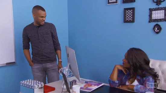 Don Juan continues to be involved in RHOA drama