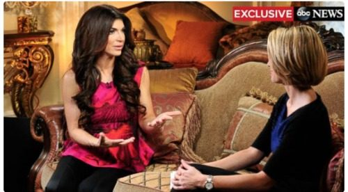 'Good Morning America' Nabs Post-Prison Exclusive With Teresa Giudice