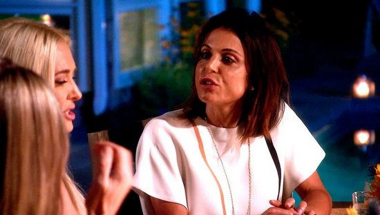 Bethenny Frankel on RHOBH