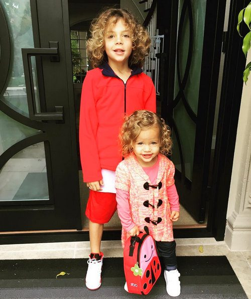 Reality TV Stars Family Pics Of The Week – Hank Baskett, Tamra Judge, Lisa Rinna, Chelsea Houska, Kandi Burruss, And More