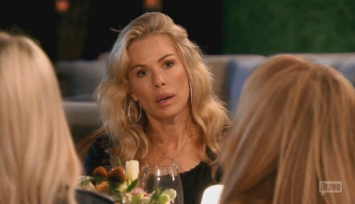 Real Housewives Of Beverly Hills' Newbie Kathryn Edwards Calls Out Erika Girardi's Lies