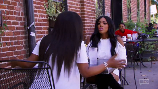 Porsha and Kandi argue over Phaedra on RHOA