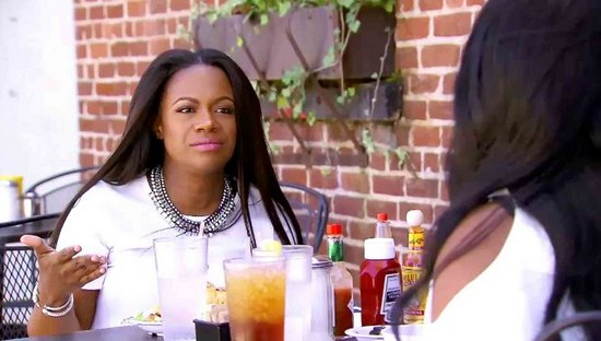 Kandi and Porsha try to make amends