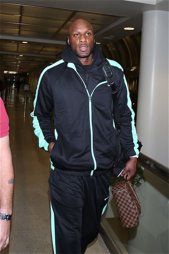 Lamar Odom Finally Leaves The Hospital; Will Continue Therapy At Out-Patient Rehab