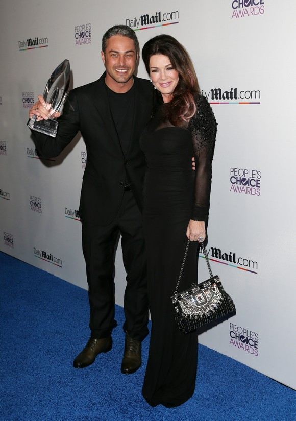 DailyMail's After Party For 2016 People's Choice Awards Featuring: Taylor Kinney, Lisa Vanderpump Where: Los Angeles, California, United States When: 06 Jan 2016 Credit: FayesVision/WENN.com