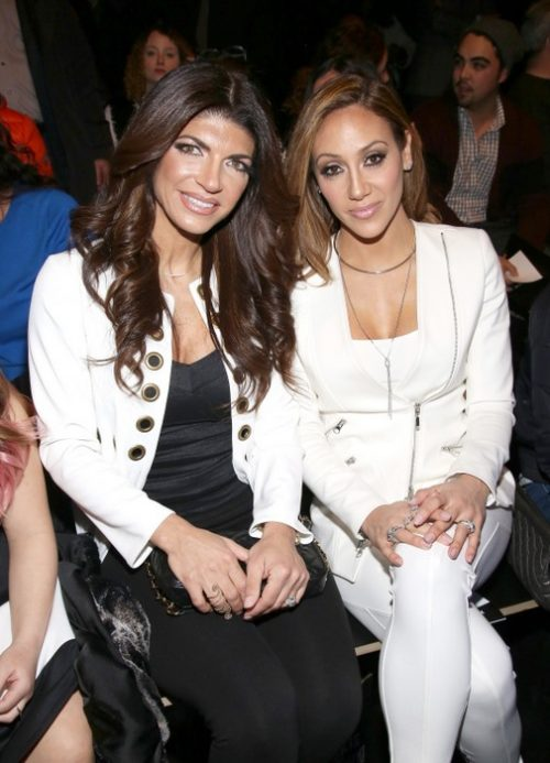 Melissa Gorga And Teresa Giudice Front Row At Kids Rock! Fashion Show – Photos
