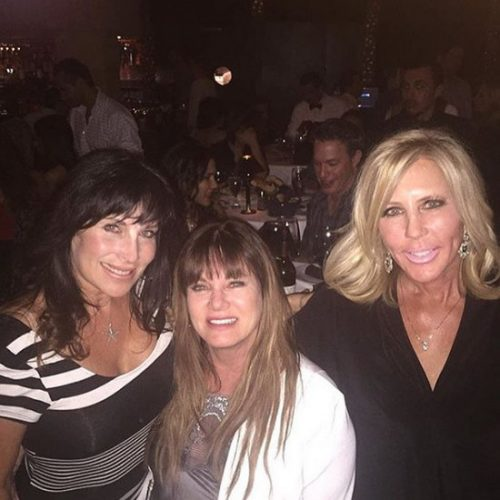 Vicki Gunvalson Catches Up With Former Stars Of Real Housewives Of Orange County!