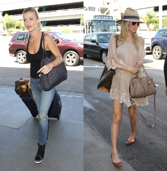 Joanna Krupa departs from Los Angeles International Airport (LAX) Featuring: Joanna Krupa Where: Los Angeles, California, United States When: 01 Oct 2015 Credit: WENN.com