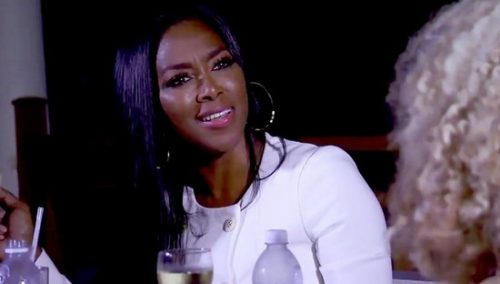 Kenya Moore Hopes Kim Fields Is One And Done On Real Housewives Of Atlanta