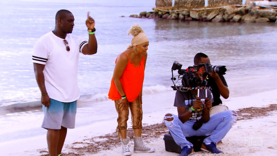Kim Fields directing