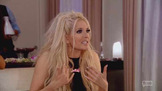 Erika Girardi gets defensive over Yolanda's Lymes