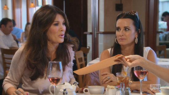 Lisa Vanderpump wants nothing to do with Yolanda's Lymes