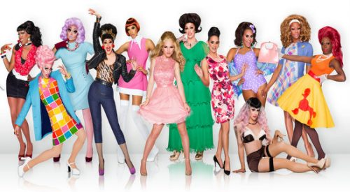RuPaul's Drag Race Returns For Season 8; Photos – Meet The Queens!