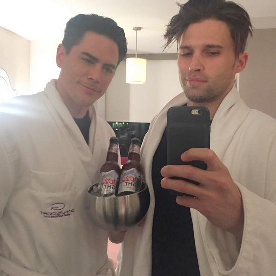 Reality TV Stars Tom Sandoval and Tom Schwartz