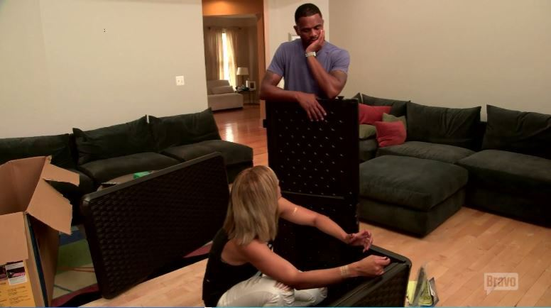 Robyn-Dixon-Juan-Dixon-Livingroom-Real-Housewives-of-Potomac