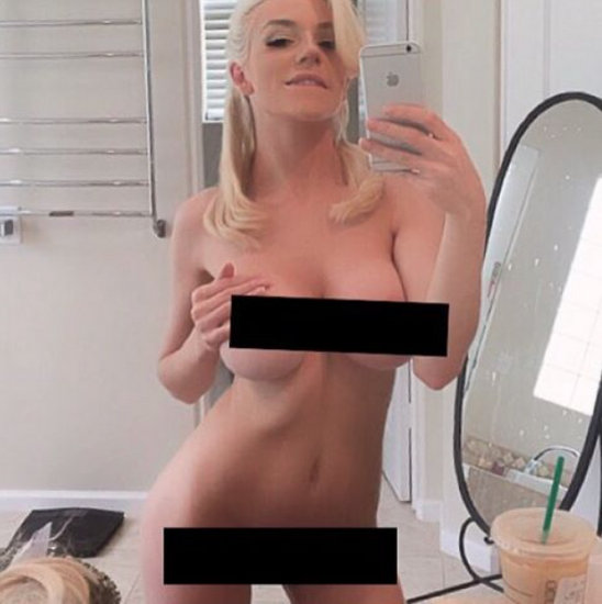 Courtney Stodden's homage to Kim Kardashian