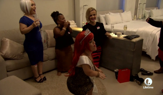 Little Women: LA - Briana's bachelorette party
