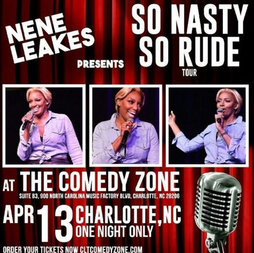 nene leakes stand up