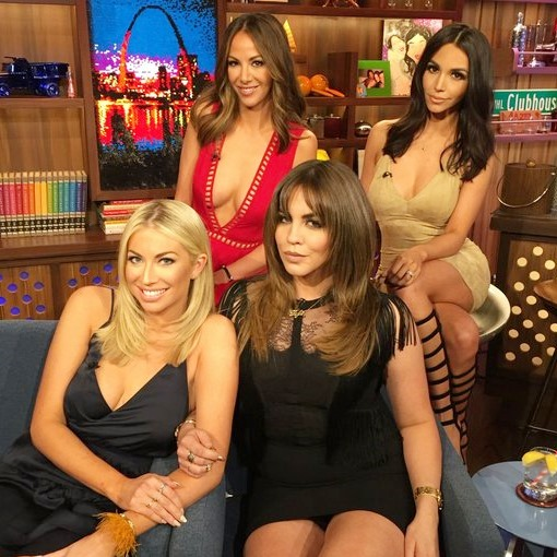 Vanderpump Rules on Watch What Happens Live