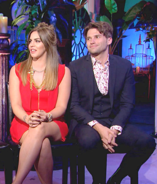 Vanderpump Rules stars Katie Maloney and Tom Schwartz