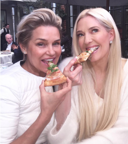 RHOBH: Yolanda Foster Storms Off Reunion Set After