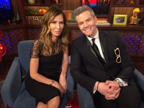 Carole Radziwill Explains Her Behavior At Jules' House; Talks Luann de Lesseps' Non-Apology