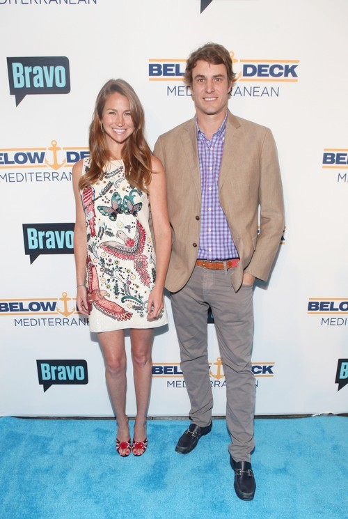 Below Deck Mediterranean Premiere Party