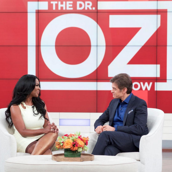 Kenya Moore on Dr. Oz