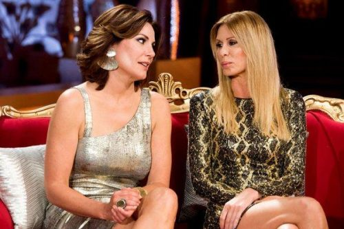 Luann de Lesseps Reacts To Carole Radziwill's Trash Talk