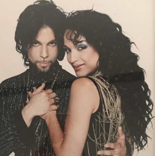 Mayte Garcia Reacts To Her Ex-Husband Prince Passing Away; Kenya Moore's BFF Brandon Explains His Link To The Late Singer