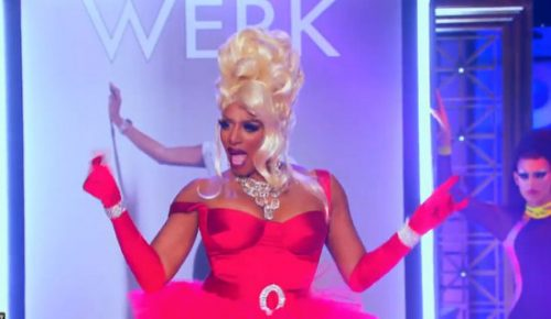 "NeNe Leakes Performs RuPaul's ""Supermodel"" On Lip Sync Battle!"