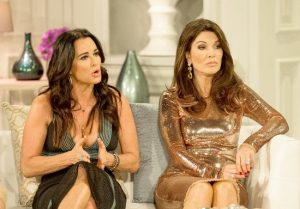 "Lisa Vanderpump Takes Nonsensical Dig At Kyle Richards Over Christmas Gift: ""I Never Opened It"""