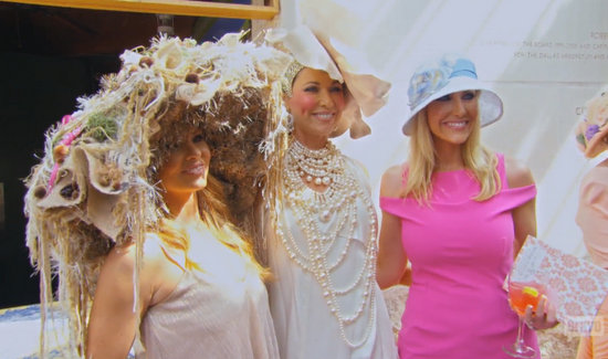 Real Housewives Of Dallas Mad Hatter's Tea