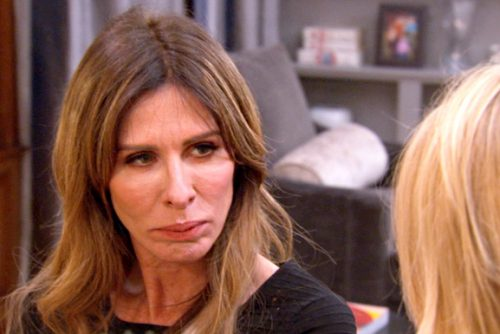Carole Radziwill Wasn't Feeling The Last Real Housewives Of New York Episode; Is She Bitter?